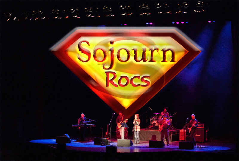 Sojourn Rocs central Illinois live band for classic rock & country music